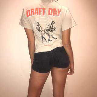 'Draft Day' t-shirt