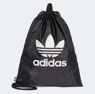 [PO] adidas originals trefoil gym sack