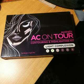 Australis Contouring & Highlight Kit
