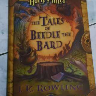 Harry Potter: the Tales of Beedle the Bard by JK Rowling