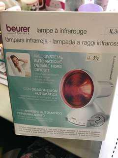 Beurer紅外線燈(只用1次)