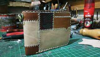 Dompet kulit HandMade Sulam Casual Fashion CS.021