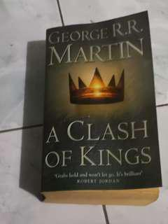 A Clash of Kings, George RR Martin