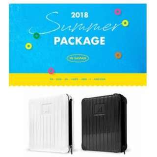 BTS SUMMER PACKAGE 2018 (LOOSE)