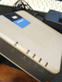 Linksys AM300 Annex ADSL Modem Router