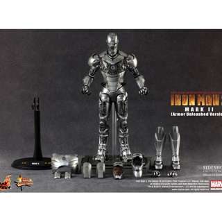 **WTB** Hot Toys Iron Man Mark 2 Armor Unleashed