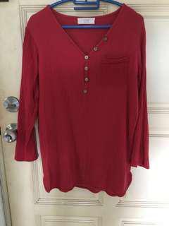 Rayon top blouse