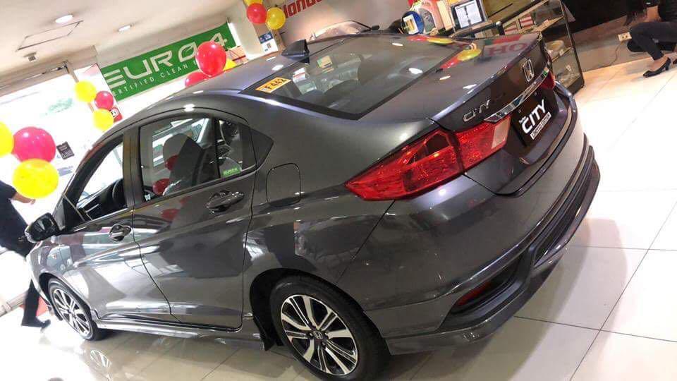 2019 Honda City 1.5 E CVT Sports Edition, Cars for Sale ...