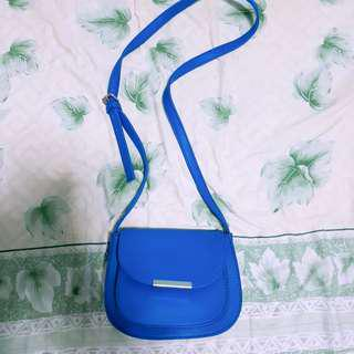 NEW!! Terranova Blue Sling Bag