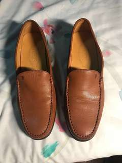 Authentic TOD's Leather loafers