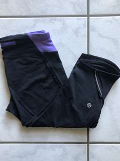 Lululemon 3/4 tights