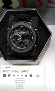 G-Shock Steel GST-S100G All Black