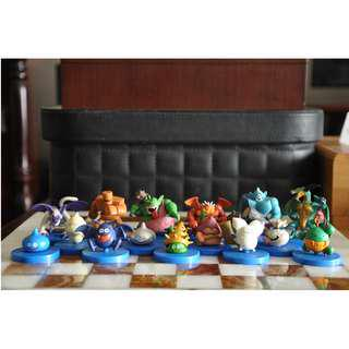 Dragon Quest X Monster Figure Collection