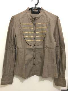 Brown shirt - Invio