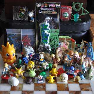 Mix Toy Key chain Lot