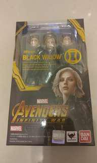 Avengers infinity war black widow