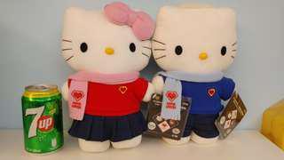 Hello Kitty Dear Daniel x super lover 公仔 2003 年