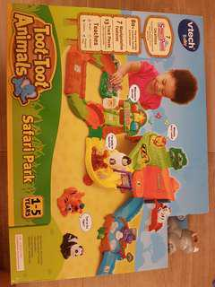 Vtech Toot Toot Animal Safari Park玩具