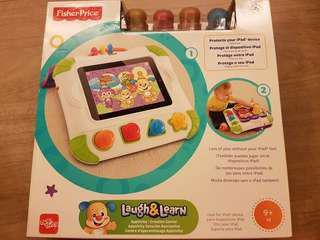 Fisher-Price Laugh & Learn Blue Apptivity Case for iPad Devices (Green)
