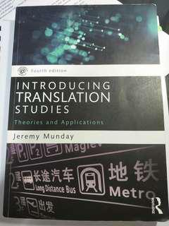 HT9101 Introduction to translation studies