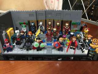 復仇者聯盟3 Lego