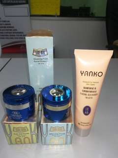 YANKO SKINCARE BASIC SET