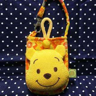 🚚 ✨💥贈品💥 小熊維尼 大頭造型 小提袋 造型提袋 ✨