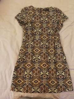PRE-LOVED Zara Dress S/ Mex 26