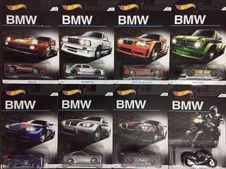 Hot Wheels BMW 100th Anniversary 2016