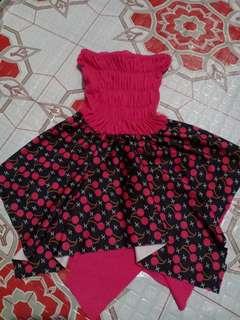 Dress for girls preloved