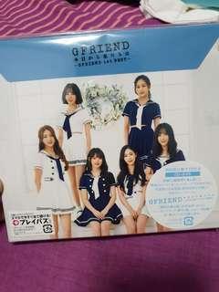 GFRIEND Japan Album