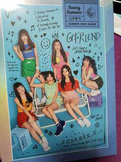 [clearence]GFRIEND sealed album