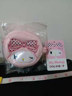 76,12 Sanrio My Melody 散紙包 袋仔 掛飾 吊飾 (包平郵)
