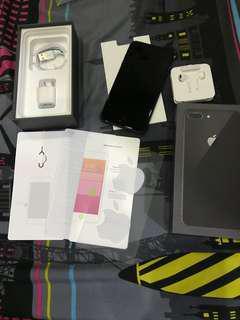 Original Iphone 8plus 256gb Spacegray Brandnew