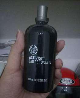 EDT The Body Shop Ori 100ml. ACTIVIST MEN