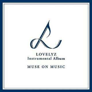 [Preorder]  Lovelyz -  Muse On Music (Instrumental Album)