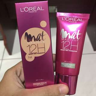 L'oreal Mat Foundation