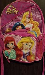 Children's backpack and lunch bag