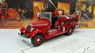 1935 Mack 消防車