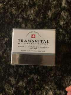 全新 Transvital perfecting lift eye contour 無瑕緊緻眼精華