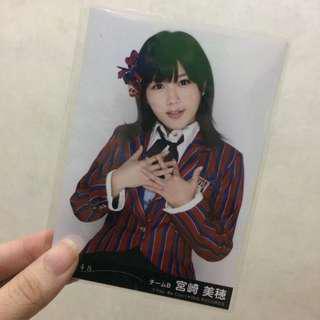 OFFICIAL Photo Miyazaki Miho AKB48