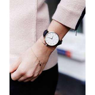 Free shipping simple watch