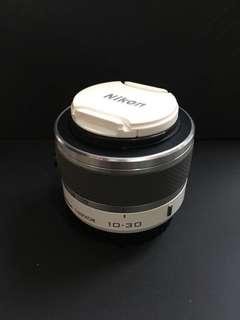 Nikon 1 nikkor 10-30 mm