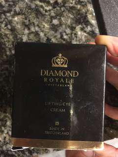 全新 DIAMOND ROYALE 緊緻修護眼霜  LIFTING EYE CREAM 15ml