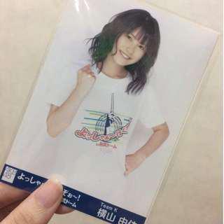 OFFICIAL Photo Yokoyama Yui AKB48