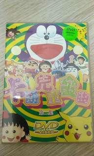 卡通兒童金曲第二集DVD
