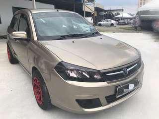 Saga 1.3 FLX auto tahun 2013 Bulanan 4Xx