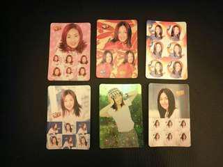 楊千嬅 yes card