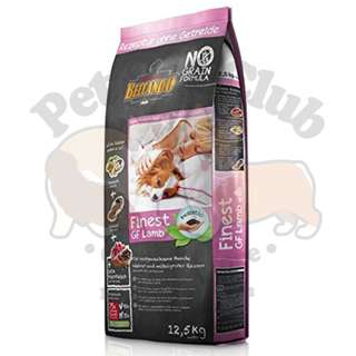 Belcando 德至尊 - 無穀物羊肉天然成犬糧 12.5kg