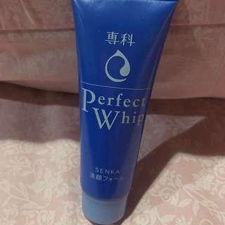 Senka Shiseido Perfect Whip Cleansing foam 50g (travel size)